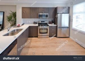 stock-photo-luxury-modern-kitchen-interior-design-145563094